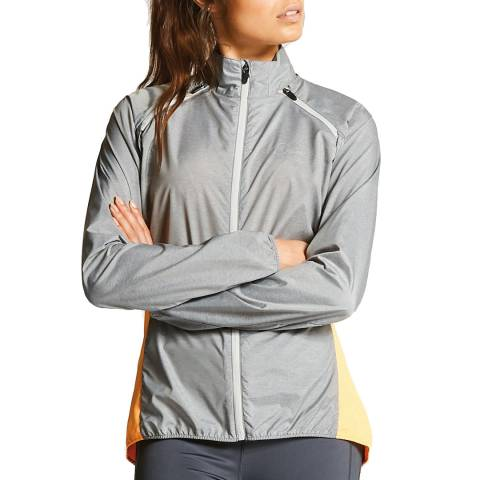 Dare2B Mid Grey Unveil II Windshell Jacket