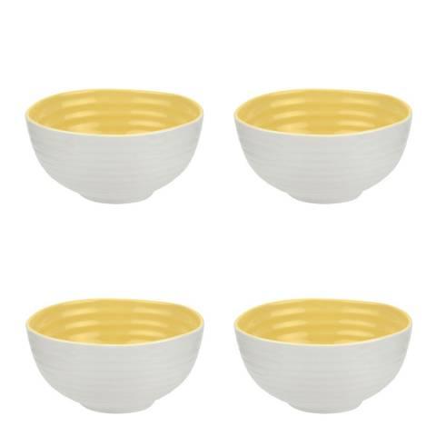 Sophie Conran Set of 4 Sunshine Bowls
