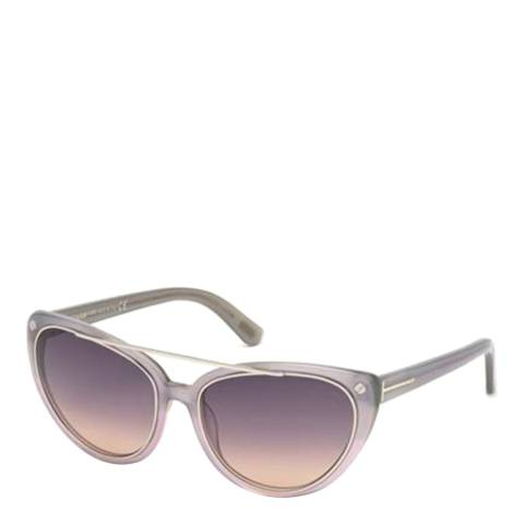 Tom Ford Women's Ivory Edita Sunglasses 58mm