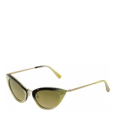 Tom Ford Women's Horn Grace Sunglasses 52mm