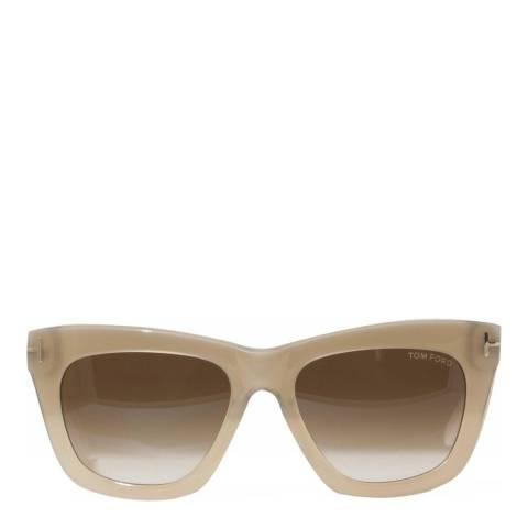 Tom Ford Women's Light Bronze Celina Sunglasses 55mm