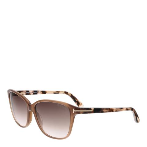 Tom Ford Women's Brown Dana Sunglasses 59mm