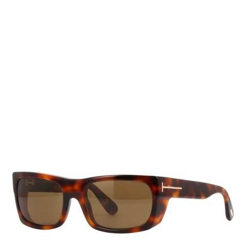 Tom Ford Men's Tortoise Toby Sunglasses 56mm
