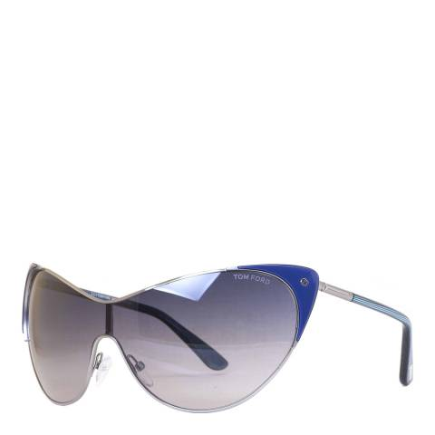 Tom Ford Men's Turquoise Vanda Sunglasses 55mm