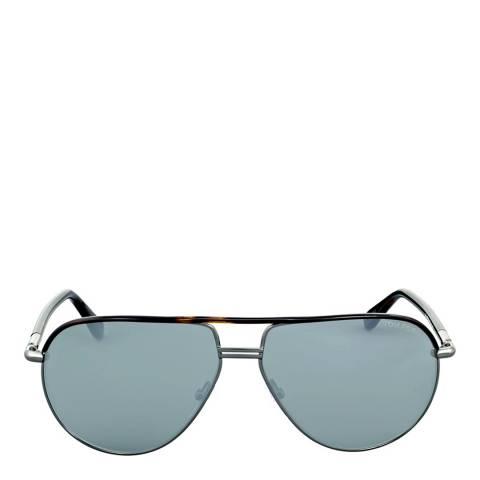 Tom Ford Men's Dark Brown Cole Sunglasses 61mm