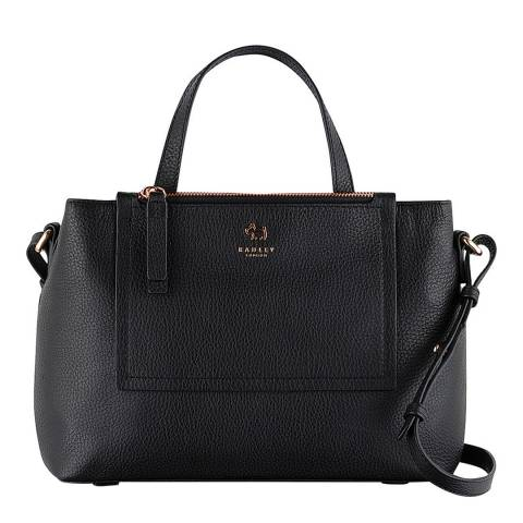 Radley Black Farthing Down Medium Multiway Bag