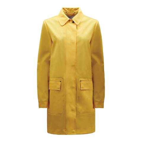 Hunter Women's Yellow Raincoat