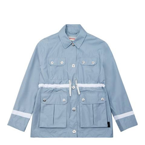 Hunter Light Blue Refined Garden Jacket