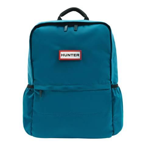 Hunter Blue Original Large Nylon Backpack