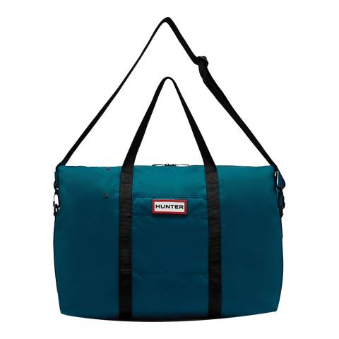 Hunter Navy Original Nylon Weeend Bag