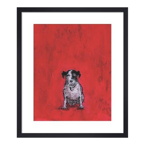 Paragon Prints Small Dog Framed Print, 50x40cm