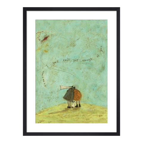 Paragon Prints I Just Cant Get Enough of You Framed Print, 50x40cm