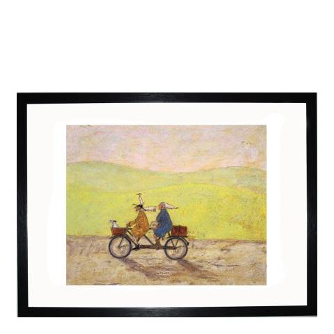 Paragon Prints Grand Day Out Framed Print, 40x50cm