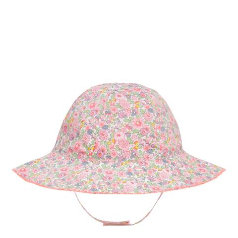 Sunuva Baby Girls Liberty Floral Hat