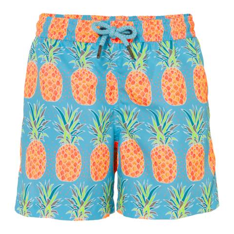 Sunuva Boys Beach Pineapple Swimshort