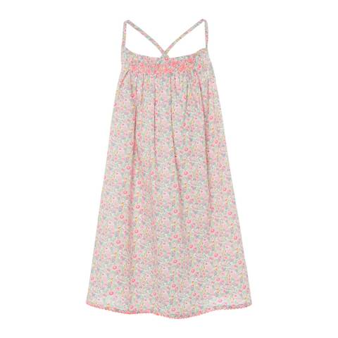 Sunuva Girls Liberty Floral Strappy Dress