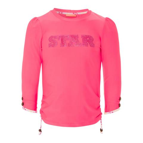 Sunuva Girls Pop Star Rash Vest