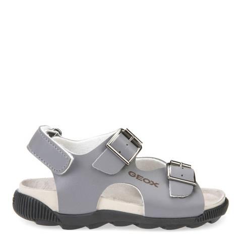 Geox Junior Grey Storm Sandal