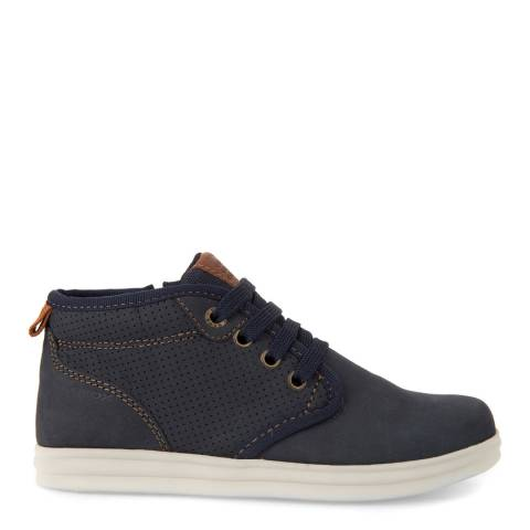 Geox Junior Navy Anthor Boot