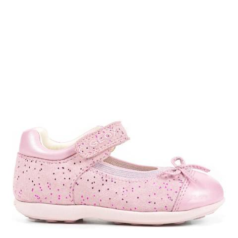 Geox Baby Pink Jodie Mary Jane