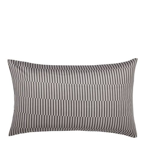 Harlequin Kaledio Housewife Pillowcase, Black/White