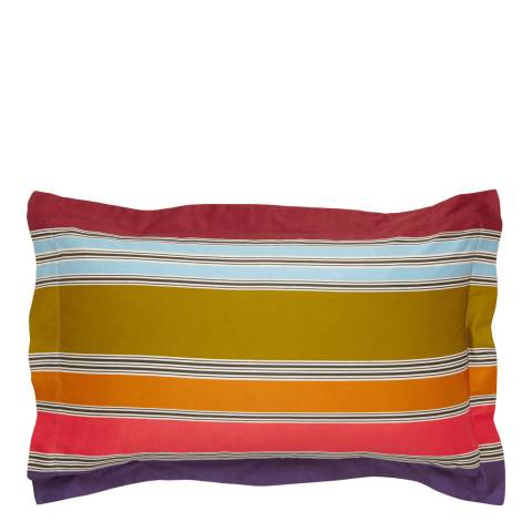 Harlequin Kaledio Oxford Pillowcase, Multi