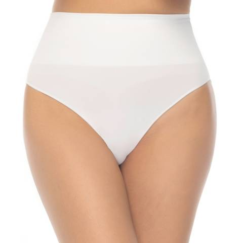 Formeasy White Seamless Shaping Brief