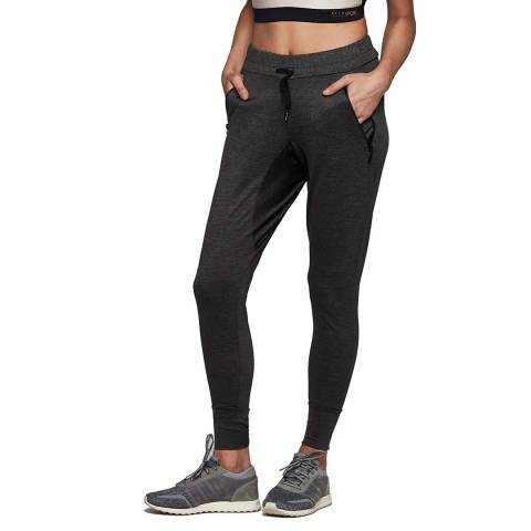 Elle Sport Charcoal Relaxed Fit Trousers