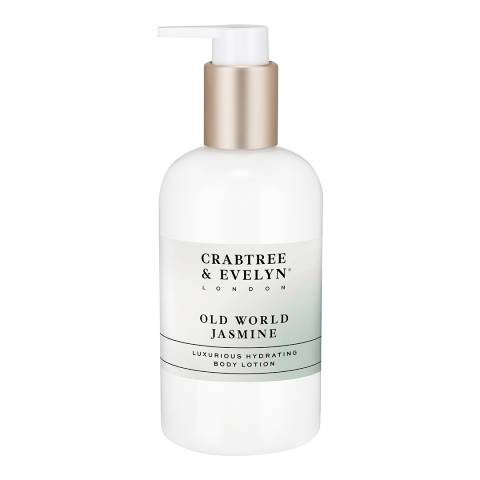 Crabtree & Evelyn Jasmine Body Lotion 300ml