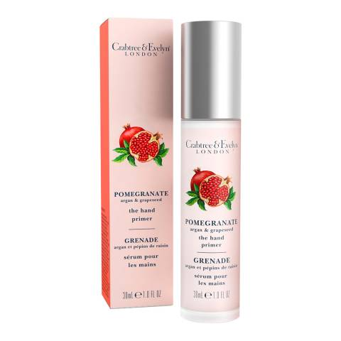 Crabtree & Evelyn Pomegranate & Argan Oil Hand Primer 30ml