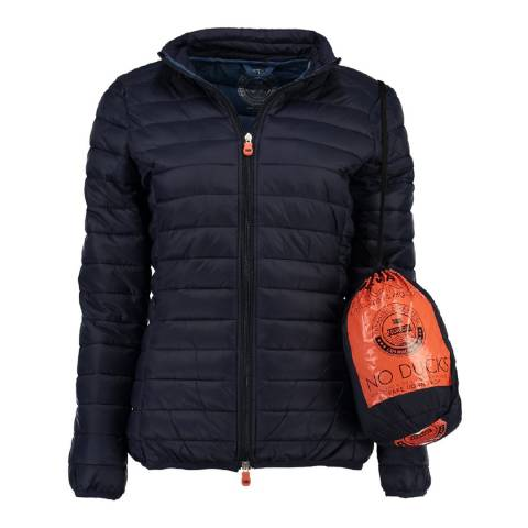 Geographical Norway Women's Navy Daysy Basic Jacket
