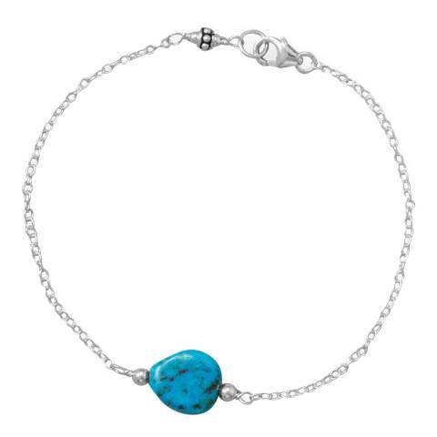 Alexa by Liv Oliver Turquoise Bracelet