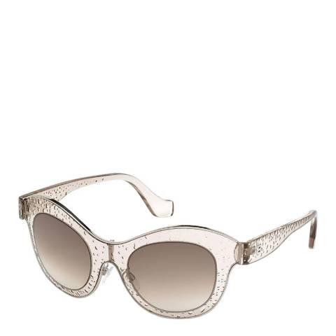 Balenciaga Women's Light Brown Balenciaga Sunglasses