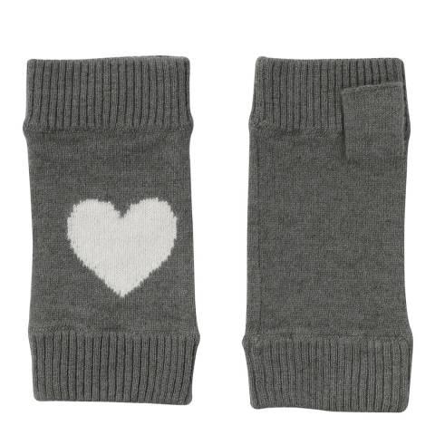Laycuna London Khaki Heart Wrist Warmer