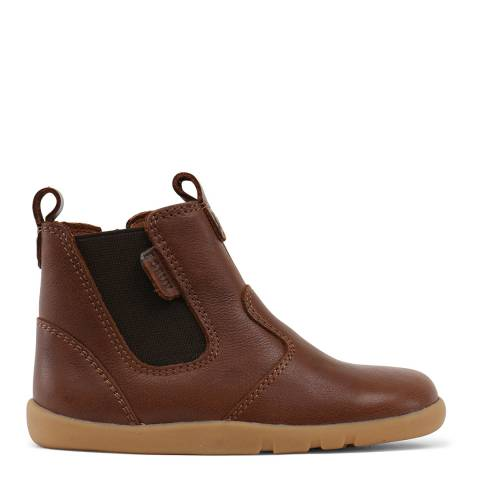 Bobux Kid's Brown Outback Boot