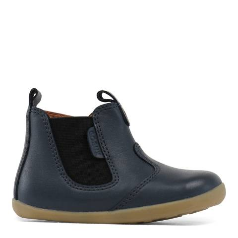 Bobux Kid's Navy Jodphur Boot
