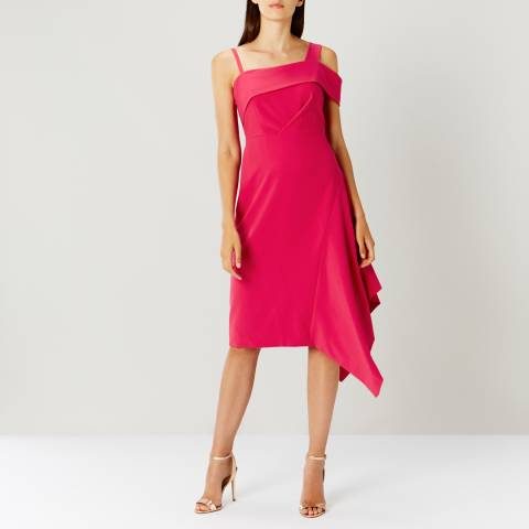 Coast Scarla Soft Shift Dress