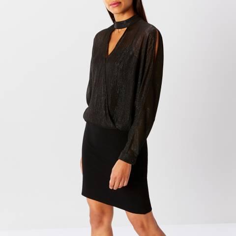 Coast Elise Shimmer Dress