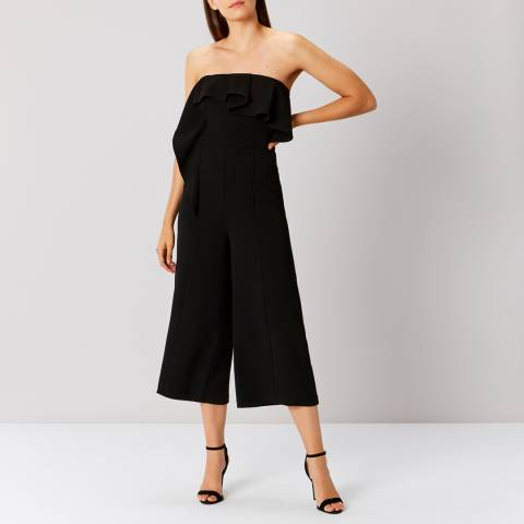 Coast Black Lissa Bandeau Jumpsuit