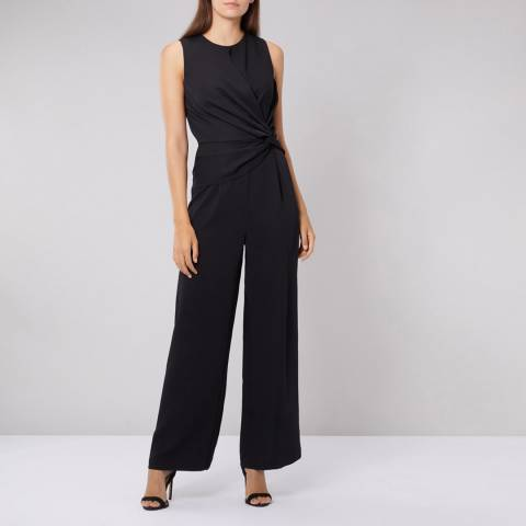 Coast Black Mimi Jumpsuit