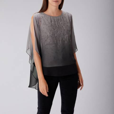 Coast Grey Florence Hotfix Top