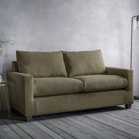 Gallery Stratford 3 Seater Sofa in Field Army
