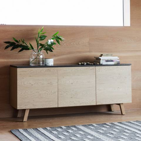 Gallery Brixton Burnished Sideboard