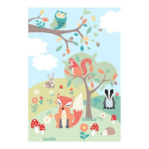 Paoletti Woodland Wall Mural