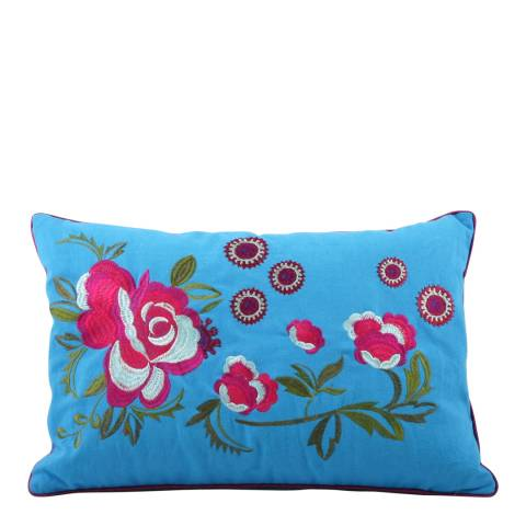 Paoletti Martinique Feather Cushion 35x50cm