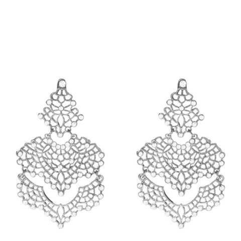 Amrita Singh Silver Izabella Earrings