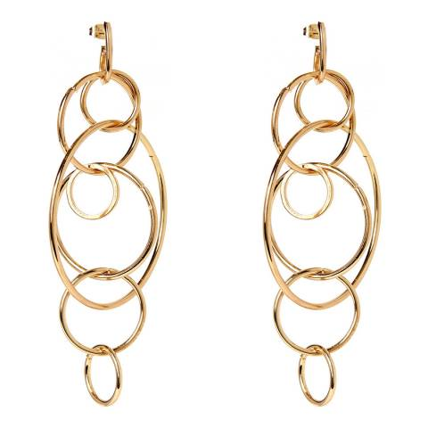Amrita Singh Gold Circles Earrings