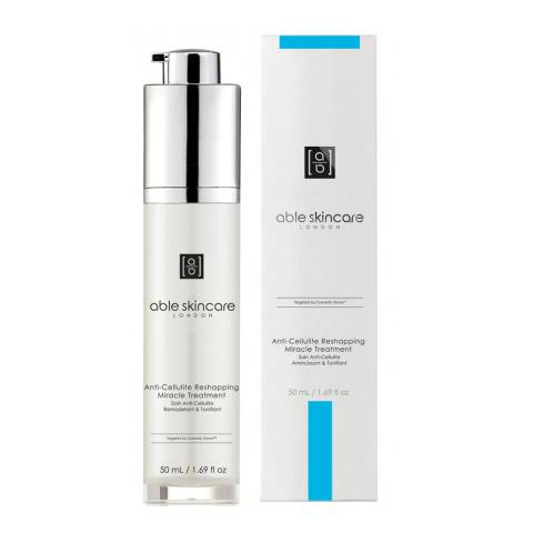 Able Skincare Anti Cellulite Reshaping Miracle Treatment