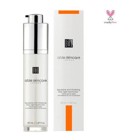 Able Skincare Squalane Anti-Oxidising Day Light Moistuirser