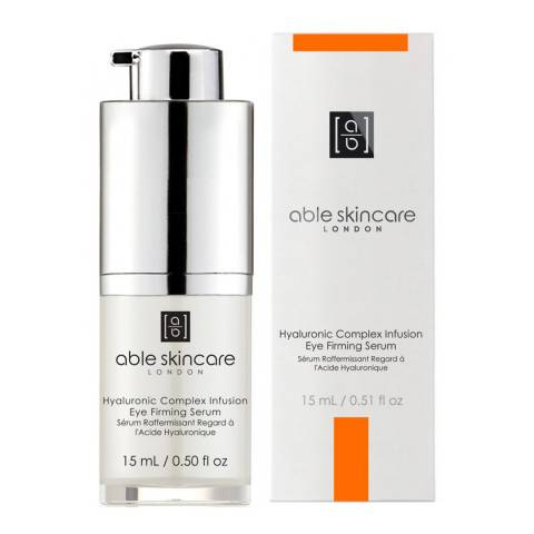 Able Skincare Hyaluronic Complex Infusion Eye Firming Serum